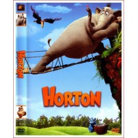 HORTON DVD 2008 JIM CARREY, STEVE CARELL