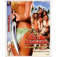 CLUB DESMADRE DVD 2004 Bienvenidos a la Isla