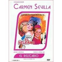 EL RELICARIO DVD 1970 Funda de carton, Drama de cine Español