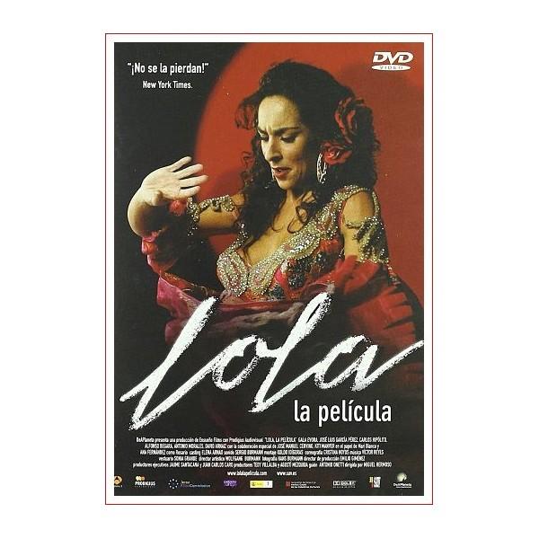 Lola, la película Dvd Dirigida por Miguel Hermoso