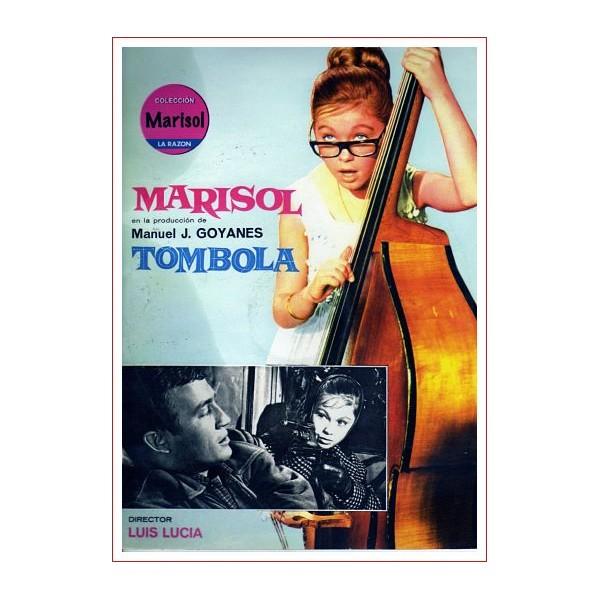 TOMBOLA DVD 1962 Dirigida por Luis Lucia