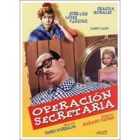 OPERACION SECRETARIA DVD 1966 Gracita Morales, José Luis López Vázquez