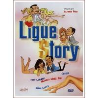 LIGUE STORY DVD 1972 Cine Español Comedia de amor