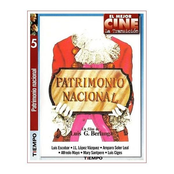 PATRIMONIO NACIONAL Dvd 1981 Después de treinta años de exilio ...