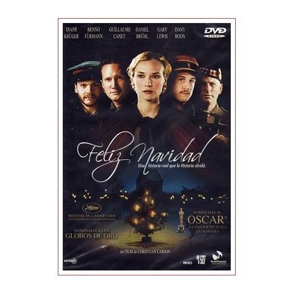 FELIZ NAVIDAD DVD I GUERRA MUNDIAL DVD 2005 (Estuche SLIM)