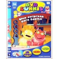 LOS LUNNIS UNA SORPRESA PARA LUPITA DVD 2003