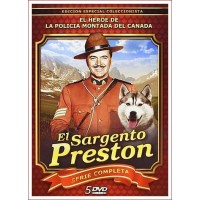 EL SARGENTO PRESTON 5 DVD