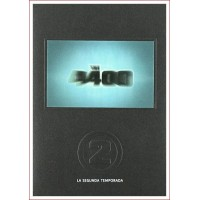 LOS 4400 TEMPORADA COMPLETA 2 DVD 2004 Serie tv sobrenatural