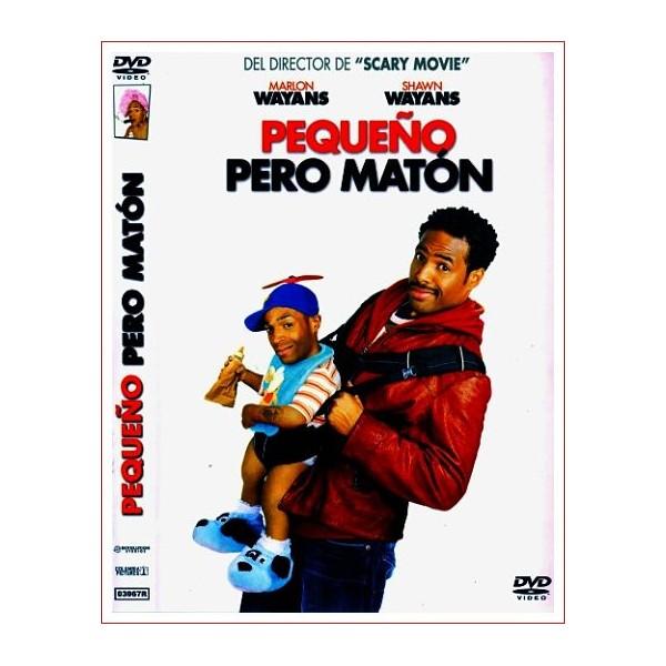 PEQUEÑO PERO MATON DVD 2005 Comedia de un personaje increible