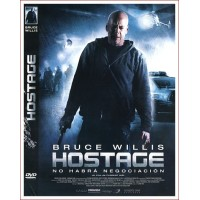 HOSTAGE BRUCE WILLIS DVD 2005 SUSPENSE