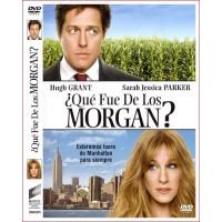 QUE FUE DE LOS MORGAN DVD Comedia 2009 Hugh Grant y Sarah Jessica