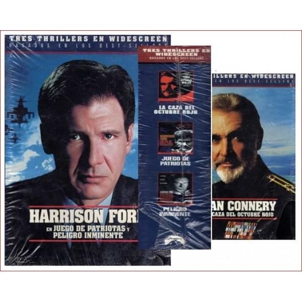PACK DE 3 BEST SELLER EN DVD DVD 1990 - 1992 - 1994