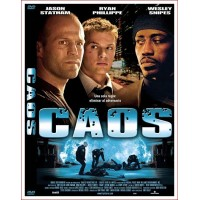 CAOS Dvd Acción 2005 Un grupo de cinco ladrones