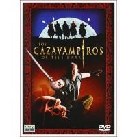 LOS CAZAVAMPIROS DE TSUI HARK Dvd 2002 Dirección Wellson Chin