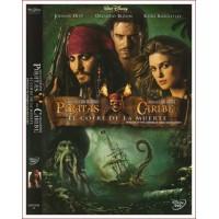 PIRATAS DEL CARIBE EL COFRE DEL HOMBRE MUERTO DVD 2006