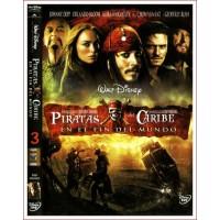 PIRATAS DEL CARIBE EN EL FIN DEL MUNDO DVD FICCIÓN 2007
