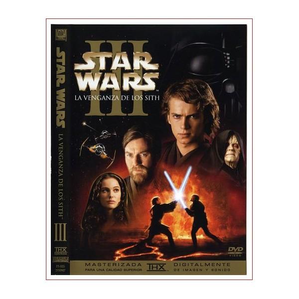 STAR WARS EPISODIO III LA VENGANZA DE LOS SITH EE 2 DISCOS
