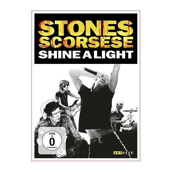 SHINE A LIGHT (STONES SCORSESE)