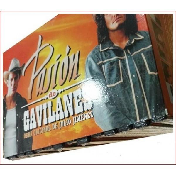 PASIÓN DE GAVILANES PACK 14 DVD