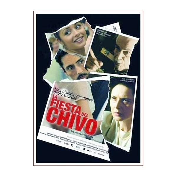 LA FIESTA DEL CHIVO DVD CINE ESPAÑOL 2006 Dirección Luis Llosa