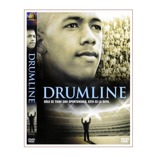 DRUMLINE Dvd 2002 20th Century Fox
