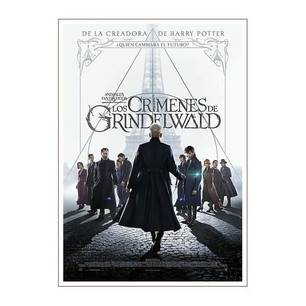 Los Crímenes De Grindelwald (Animales Fantásticos)