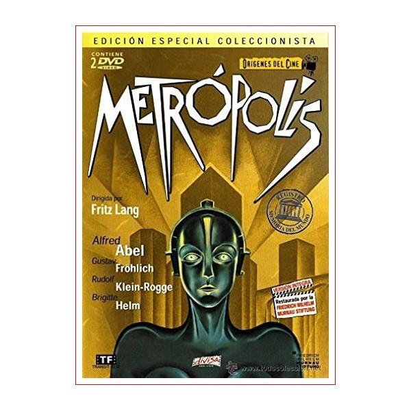 METROPOLIS 2 DISCOS EDICIÓN COLECCIONISTA