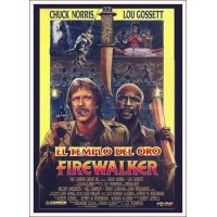 EL TEMPLO DEL ORO FIRE WALKER Acción DVD 1985