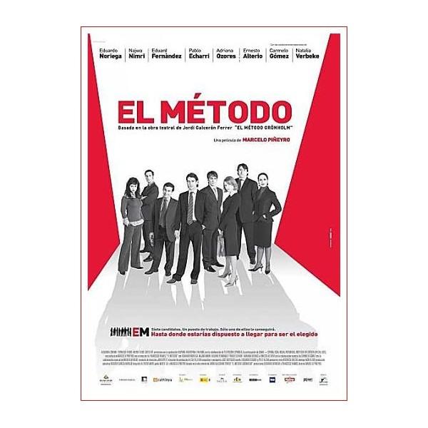 EL METODO DVD 2005 Cine Español