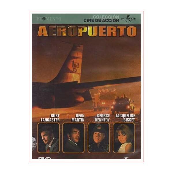AEROPUERTO Estuche Slim Drama dvd 1970