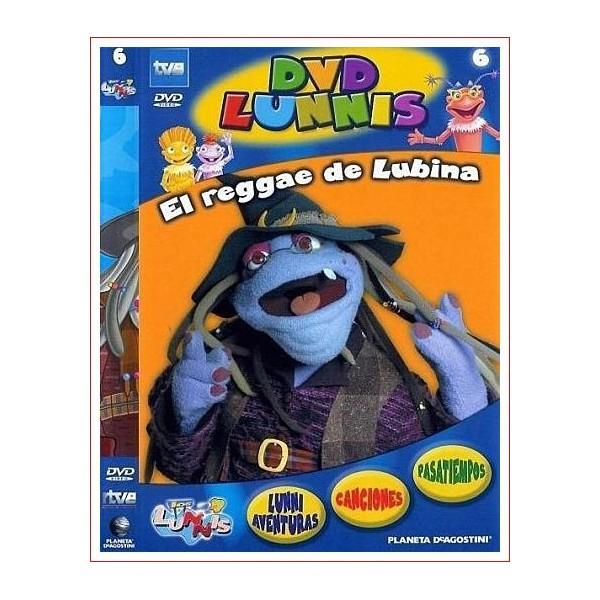 LOS LUNNIS EL REGGAE DE LUBINA DVD 2003