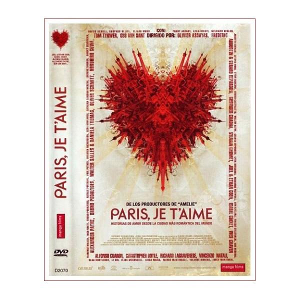 PARIS JE T AIME DVD 2008 Dirección Olivier Assayas