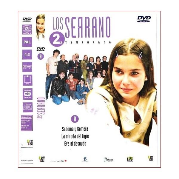 LOS SERRANO 2ª TEMPORADA DISCO 9