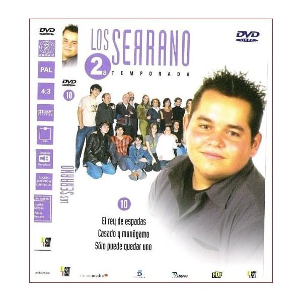 LOS SERRANO 2ª TEMPORADA DISCO 10