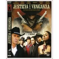 JUSTICIA Y VENGANZA (BROTHERS IN ARMAS) Acción DVD 2005 Western