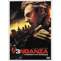 VENGANZA 3 (VERSIÓN EXTENDIDA) Dvd 2015 Director Olivier Megaton