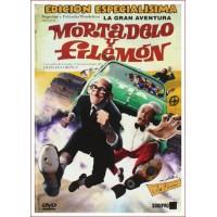 MORTADELO Y FILEMON LA GRAN AVENTURA EDICIÓN ESPECIAL 2 DVD 2003