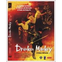 DRUNKEN MONKEY (El Mono Borracho) Acción DVD 2002