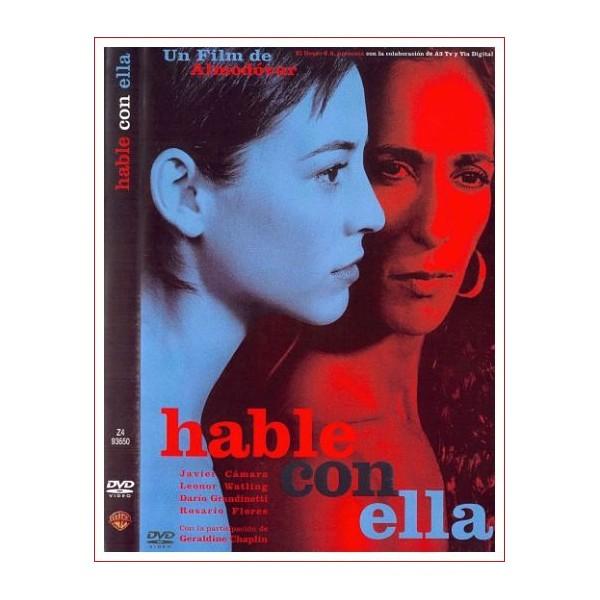 HABLE CON ELLA Cine Español DVD 2002