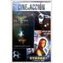 CINE DE ACCION EL CUERVO + CYBORG 2