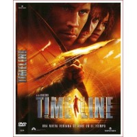 TIMELINE película DVD 2003