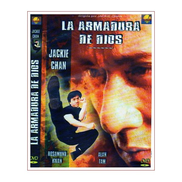 LA ARMADURA DE DIOS Acción DVD 1986