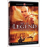 JET LI THE LEGEND (Fong Sai Yuk The Legend) DVD 1993