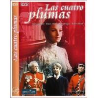LAS CUATRO PLUMAS Dvd 2002 Dirección Shekhar Kapur