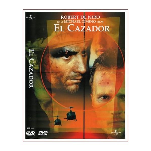 EL CAZADOR DVD 1978 Dirección Michael Cimino