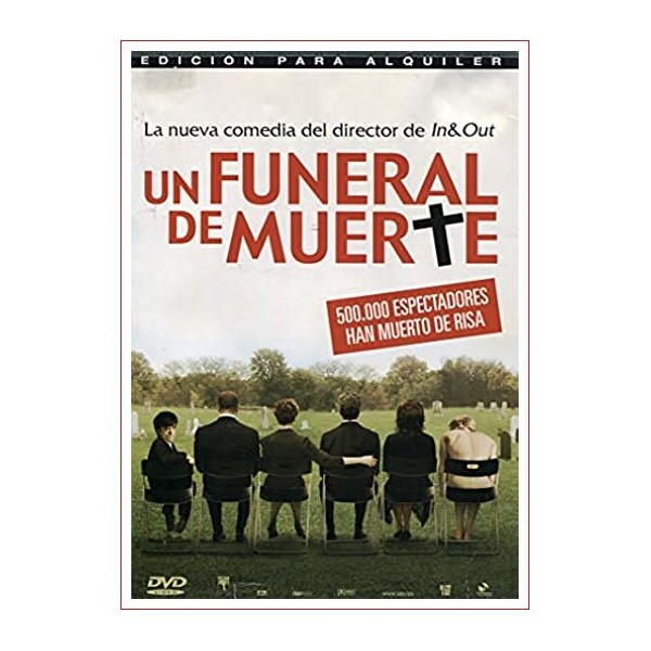 UN FUNERAL DE MUERTE Dvd 2007 Dirección Frank Oz De Alquiler