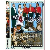 LAS CUATRO PLUMAS Dvd 1977 Dirección Shekhar Kapur