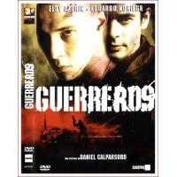 GUERREROS Cine Español DVD 2002