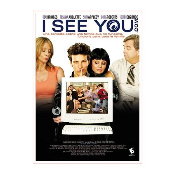 I SEE YO.COM Comedia DVD 2006 Dirección Eric Steven Stahl