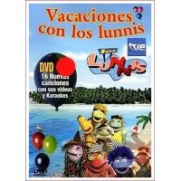 LOS LUNNIS VACACIONES CON LOS LUNNIS DVD 2004